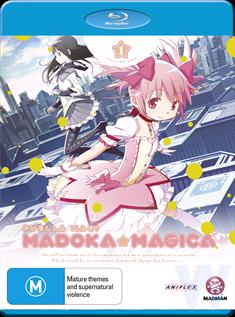 Puella Magi Madoka Magica : Vol 1 | Limited Collector's Box