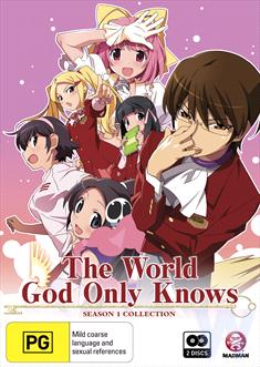 World God Only Knows, The : Season 1