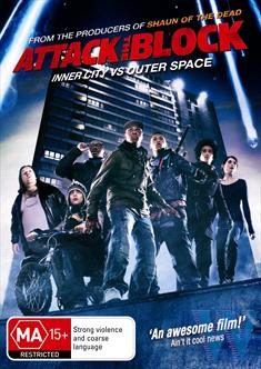 Attack The Block (First Time)
