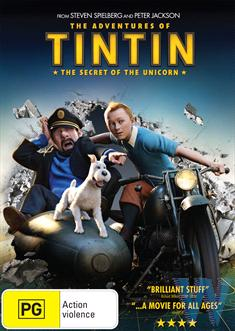 ADVENTURES OF TINTIN, THE: SECRET OF THE UNICORN