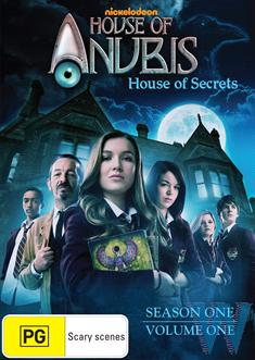 HOUSE OF ANUBIS: HOUSE OF SECRETS: SEASON ONE-VOLUME ONE
