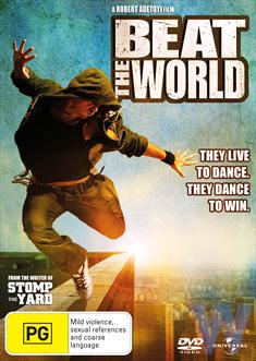 BEAT THE WORLD - DVD