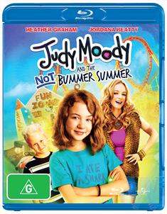 JUDY MOODY AND THE NOT BUMMER SUMMER BD