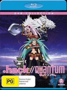 .Hack//Quantum- Ova Collection