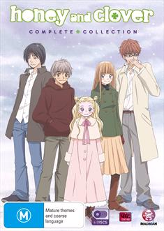Honey And Clover - Complete Collection