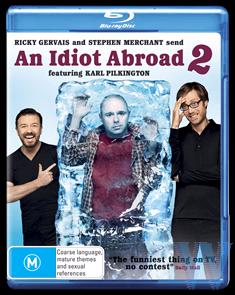 Idiot Abroad, An : Series 2