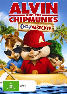ALVIN & CHIPMUNKS 3: CHIPWRECKED