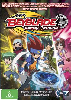 Beyblade V7 - Go! Battle Bladers!