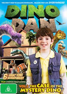 Dino Dan V3 - The Case of the Mystery Dino