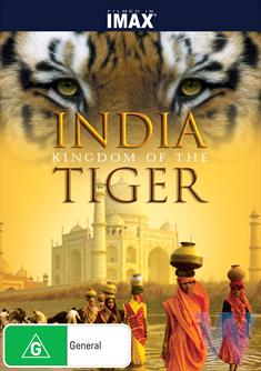 Imax - India - Kingdom Of The Tiger