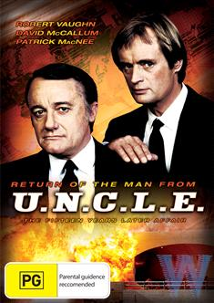 Return Of The Man From U.N.C.L.E