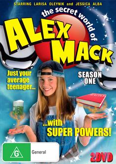 Secret World Of Alex Mack, The : Season 1
