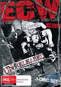 WWE -  ECW - Unreleased
