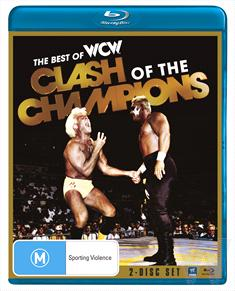 WWE - WCW - Clash Of The Champions