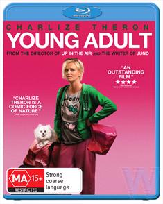 YOUNG ADULT (BLU-RAY)