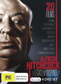 Alfred Hitchcock - A Legacy Of Suspense