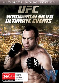 UFC - Wanderlei Silva Ultimate Events : Ultimate Collector's Edition | 5 Pack