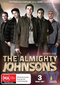 Almighty Johnsons, The