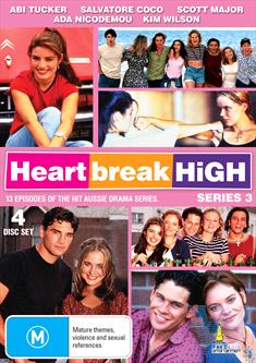Heartbreak High : Series 3