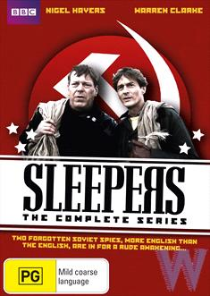 Sleepers - The Complete Series