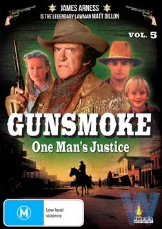 Gunsmoke - One Man's Justice