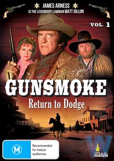 Gunsmoke - Return To Dodge