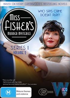 Miss Fisher's Murder Mysteries: S1 PT2