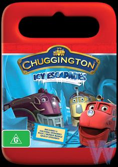 Chuggington: Icy Escapades HB
