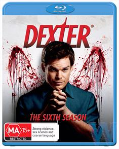 DEXTER: THE COMPLETE SIXTH SEASON (BLU-RAY)