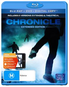 Chronicle | Blu-ray + DVD + Digital Copy