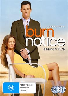 Burn Notice : Season 5