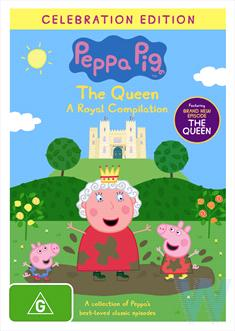 Peppa Pig - The Queen - A Royal Compilation
