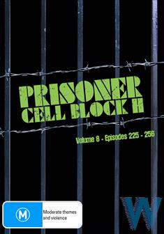 Prisoner - Cell Block H : Vol 8 : Eps 225-256