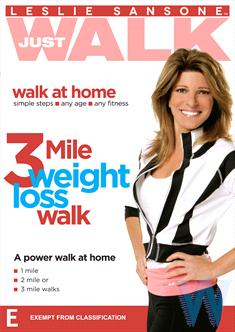 Leslie Sansone - Just Walk - 3 Mile Weight Loss Walk :: Sports