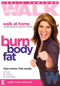 Leslie Sansone - Just Walk - Burn Body Fat