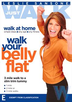 Leslie Sansone - Just Walk - Walk Your Belly Flat