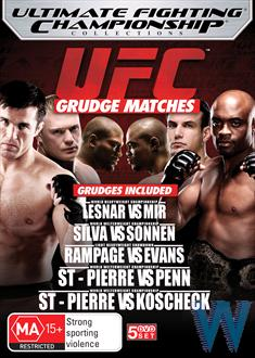 UFC - Ultimate Grudge Matches