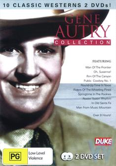Silver Screen Cowboys - Gene Autrey