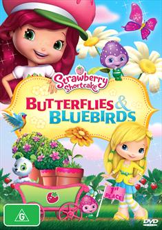 Strawberry Shortcake: Butterflies and Bluebirds