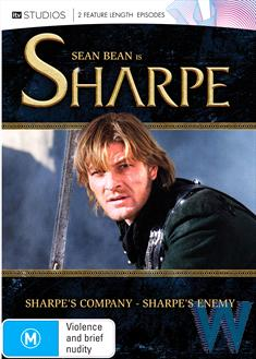 Sharpe's Company / Sharpe's Enemy