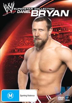 WWE - Superstar Collection - Daniel Bryan
