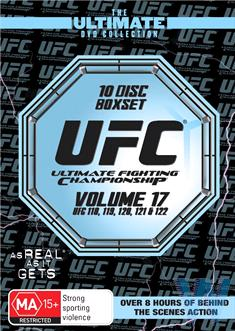 UFC - The Ultimate Collection : Vol 17