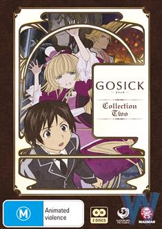Gosick : Collection 2 : Eps 13-24