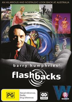 Barry Humphries Flashbacks - The Complete Series
