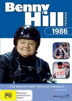 Benny Hill 1986