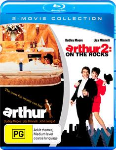Arthur  / Arthur 2 On The Rocks | Double Pack