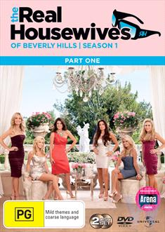 REAL HOUSEWIVES OF BEVERLY HILLS, THE - SERIES 1, PT1