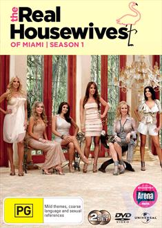 REAL HOUSEWIVES OF MIAMI, THE - SERIES 1