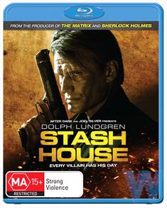 Stash House (Blu-Ray)