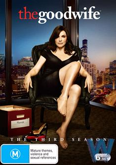 GOOD WIFE, THE: THE THIRD SEASON